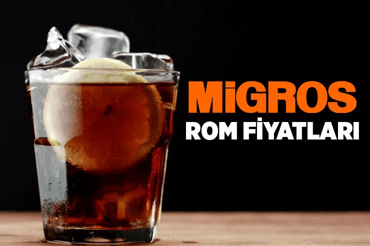 Migros Rom Fiyatları