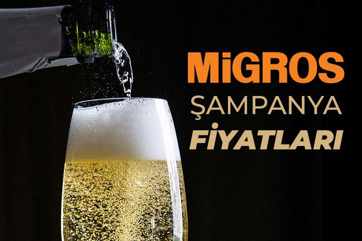 Migros Şampanya Fiyatları