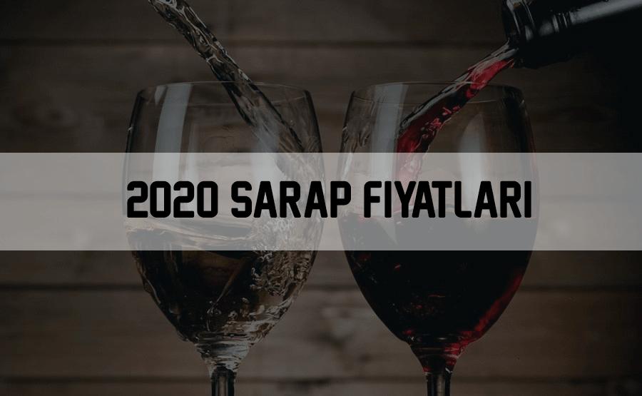 Şarap Fiyatları 2020
