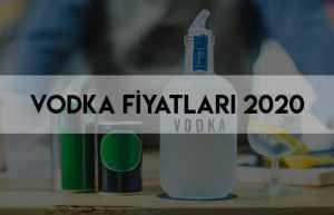 vodka fiyatları 2020