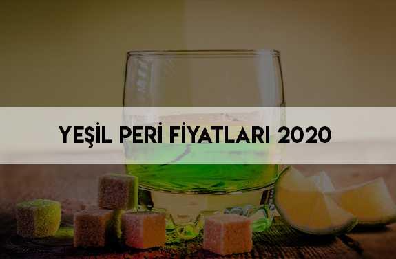 Yeşil peri fiyatları 2020