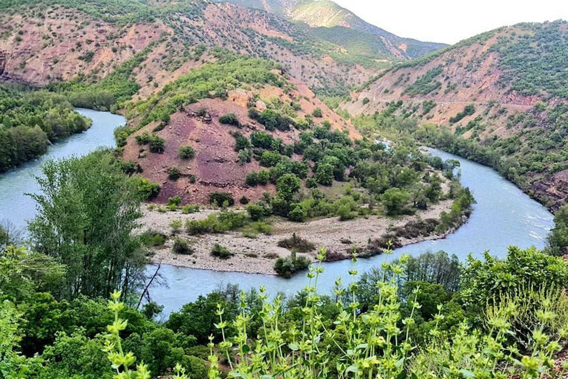 Munzur Vadisi Milli Parkı/Tunceli