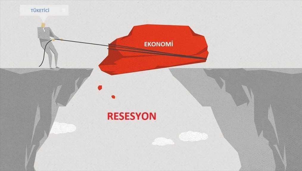 Resesyon nedir? Resesyon'un Ekonomiye Etkisi Nedir?