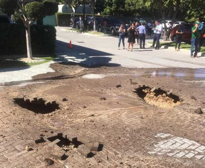 Küba deprem sonras