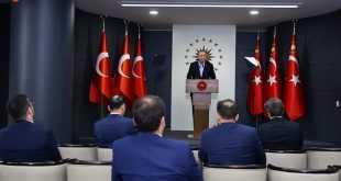 Cumhurbaşkanı Erdoğan Açıklamaları