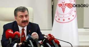 Sağlık Bakanı Fahrettin Koca Açıklama