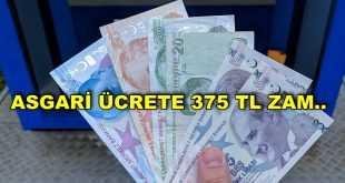 Asgari Ücrete 375 TL Ek Zam İçin Kanun Teklifi Komisyona Geldi! Gelir Vergi Kesintisi Kalkıyor Mu?