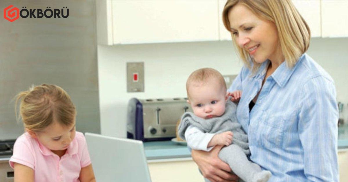Çalışmayan Annelere 2420 TL maaş verilecek