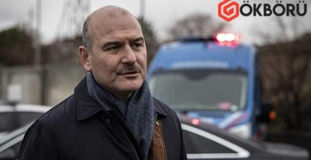 Süleyman Soylu: Korona virüs Nedeniyle POLİS TEŞKİLATIMIZDA BİR KAYBIMIZ VAR..