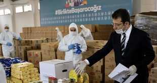 İstanbul Büyükşehir Belediyesi İhtiyaç Sahiplerine 500 Bin Gıda Paketi Dağıtacak, Yardımlar Yapılacak