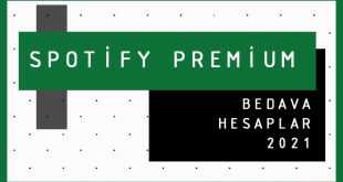 Spotify Premium Bedava Hesaplar 2021